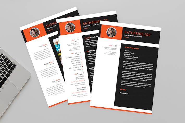 Thumbnail for CV Top Resume Designer