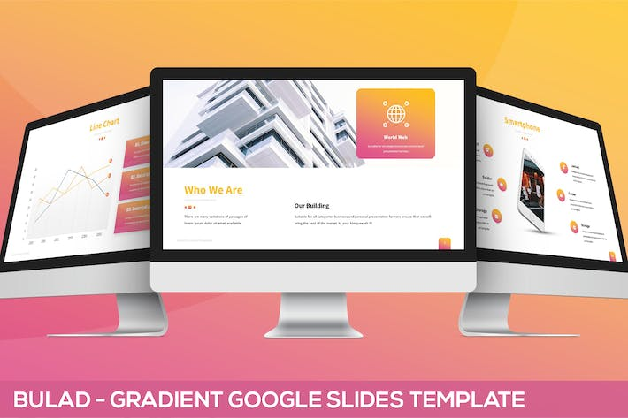 Thumbnail for Bulad - Multipurpose Google Slides Template