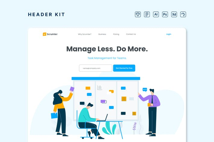 Thumbnail for Design Thinking, Scrum & Agile