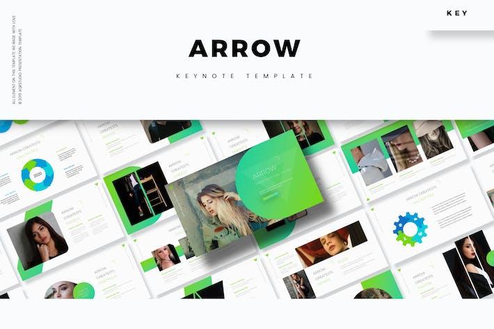 Arrow - Keynote Template