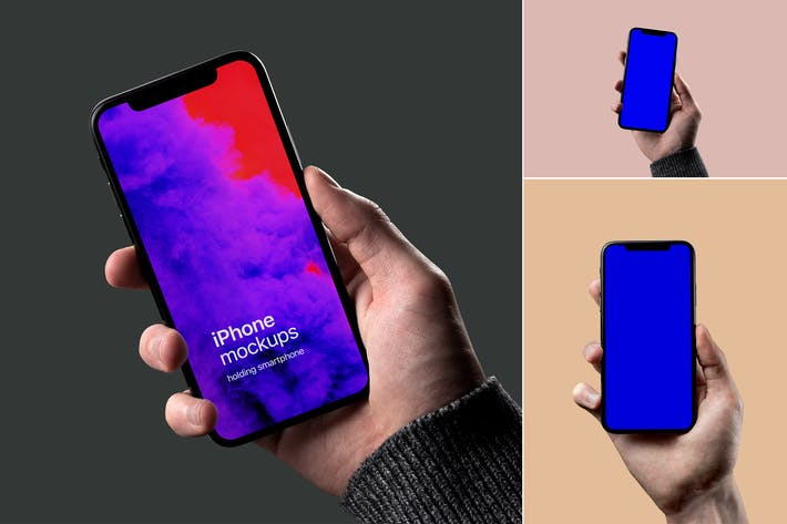 Thumbnail for iPhone Mockups