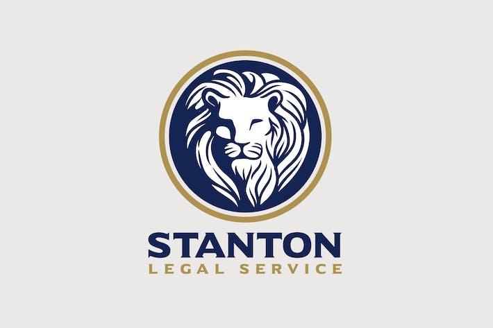 Thumbnail for Heraldic Royal Lion Emblem Logo