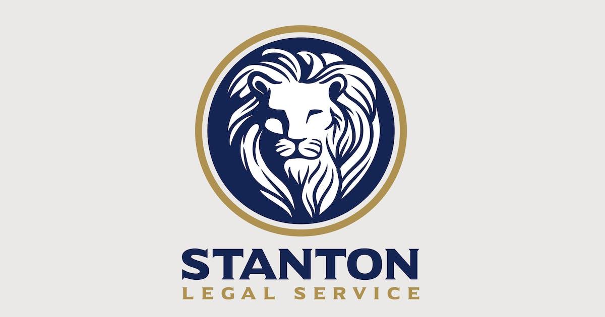 Download Heraldic Royal Lion Emblem Logo by Suhandi