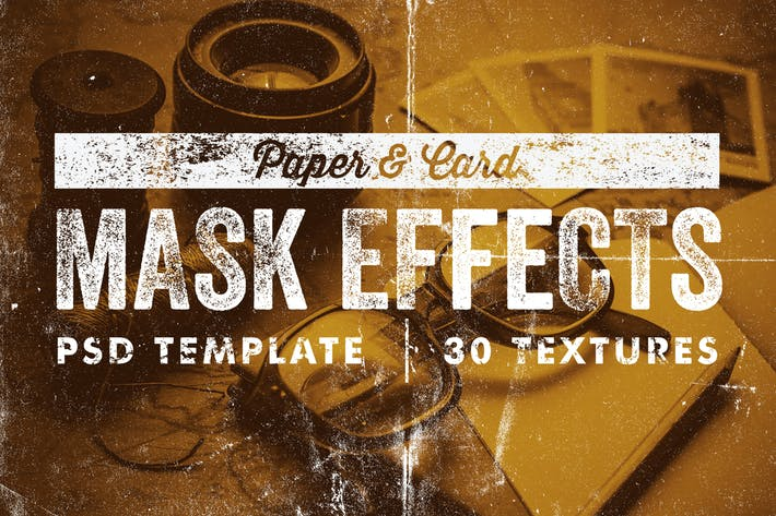 Thumbnail for Paper & Card Mask Effects