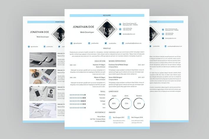 Cover Image For Fabulous Resume Designer