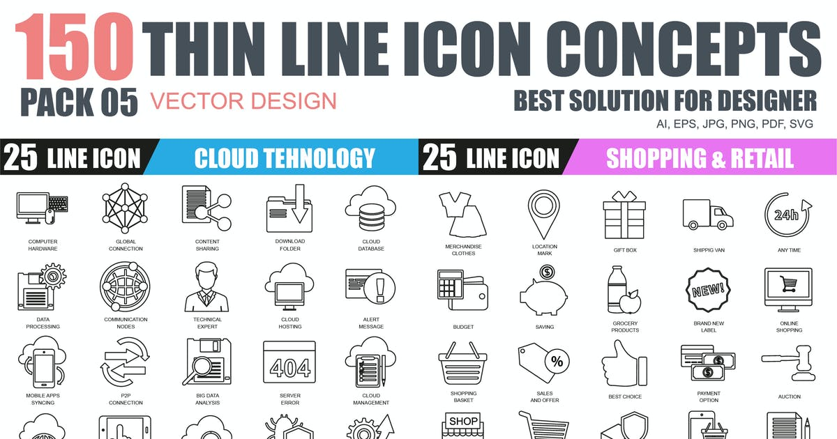 Download Line icons by alexdndz