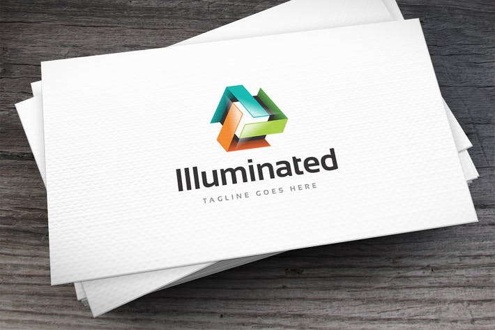 Thumbnail for Illuminated Logo Template