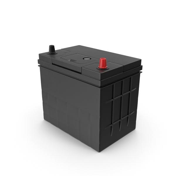 Auto Battery Black