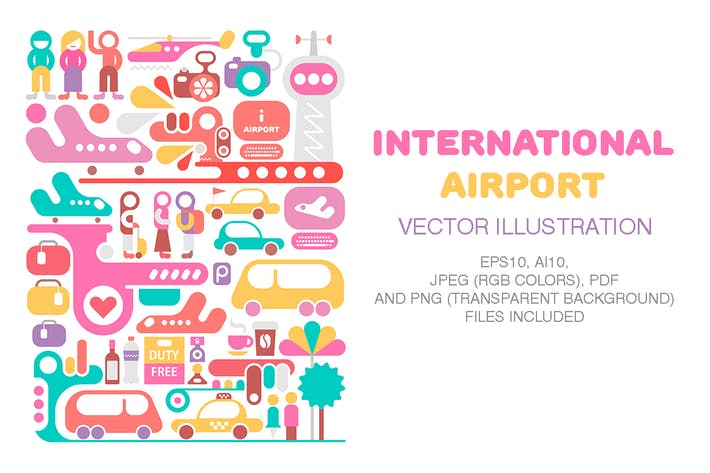 Thumbnail for International Airport