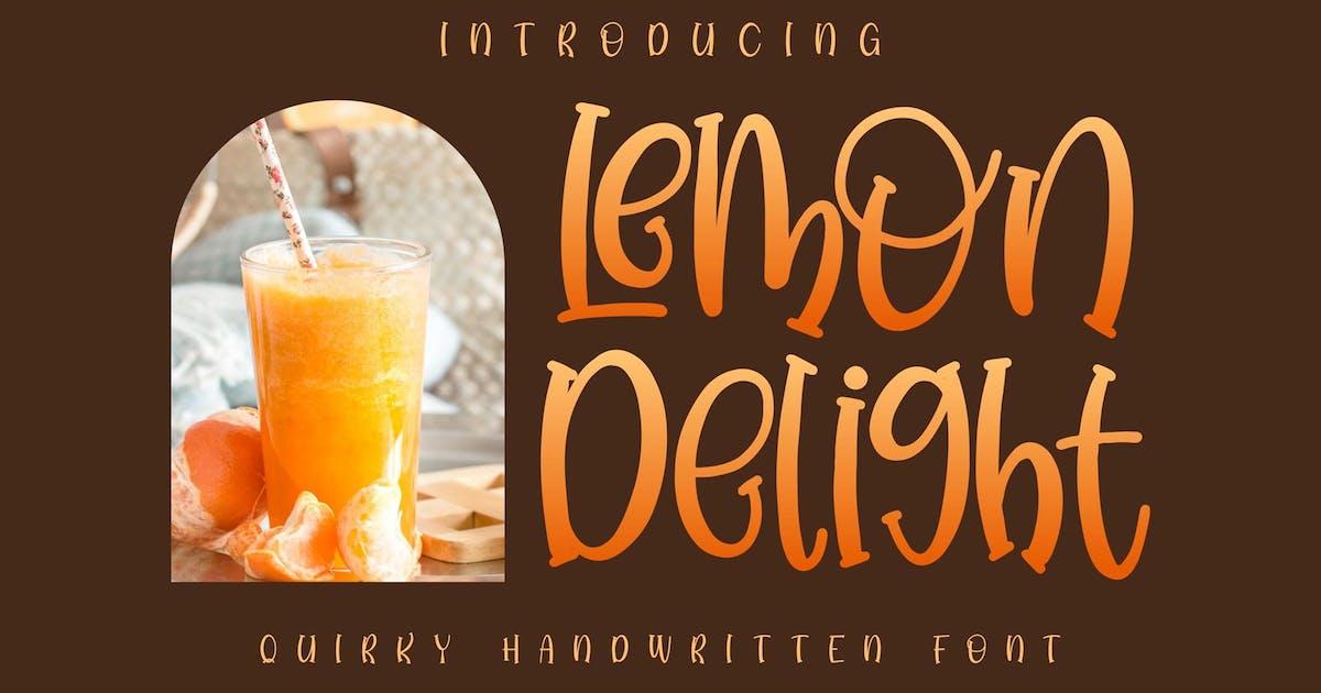Download Lemon Delight Quirky LS by GranzCreative