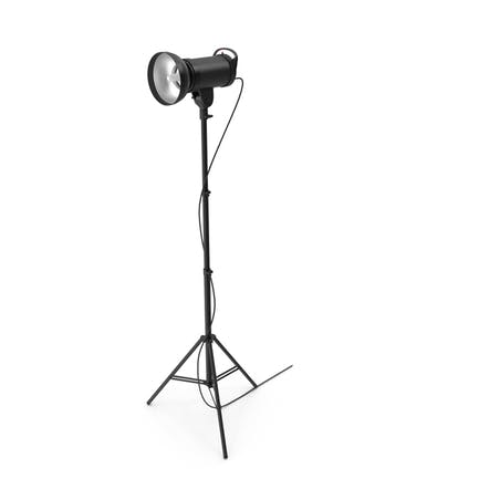 Strobe Studio Monolight Head And Tripod