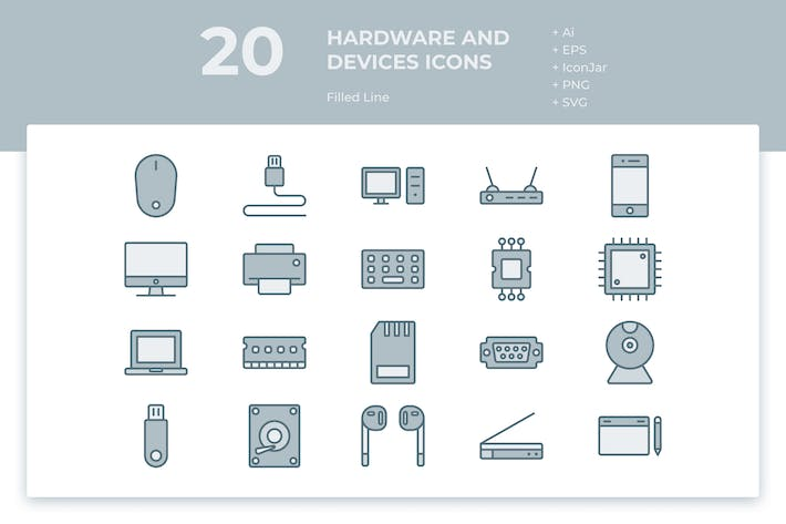 Thumbnail for 20 Hardware and Device 1 (Filled Line)