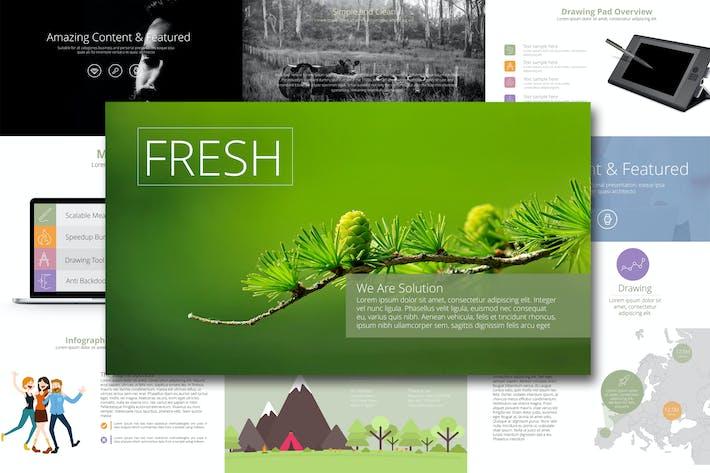 Thumbnail for Fresh Keynote