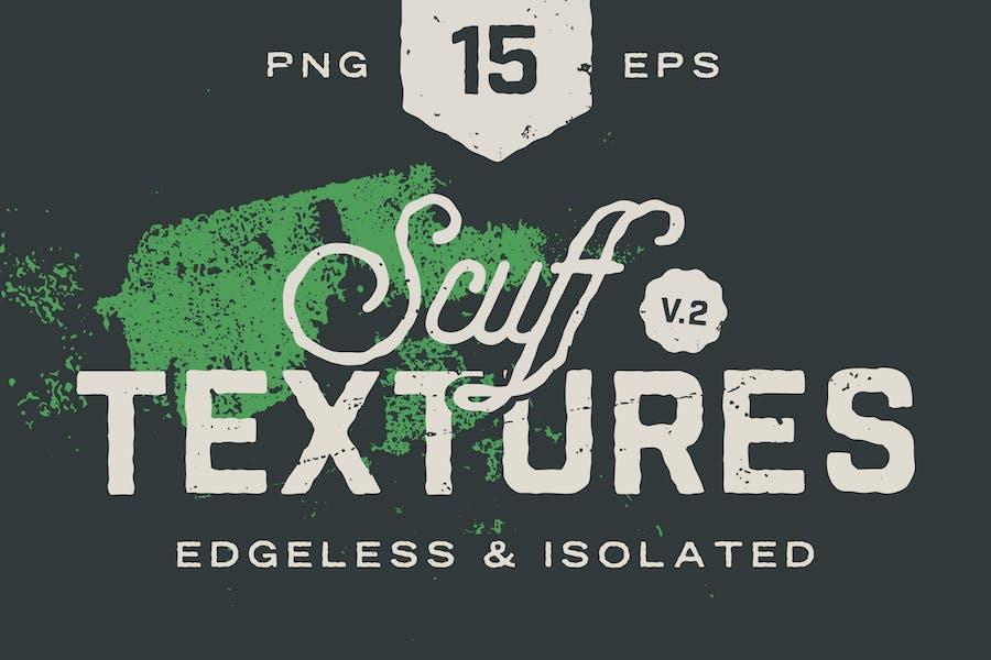 Edgeless Scuff Textures Vol.2