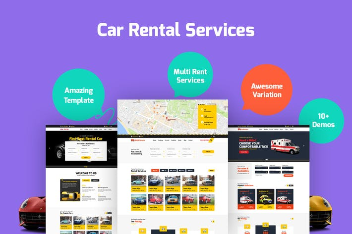 Cover Image For CarRent