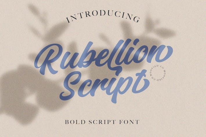 Thumbnail for Rubelion Script