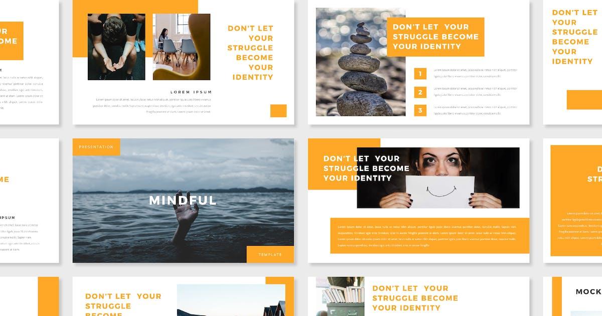 Download Mindful Mental Health Presentation - (KEY) by deemakdaksinas