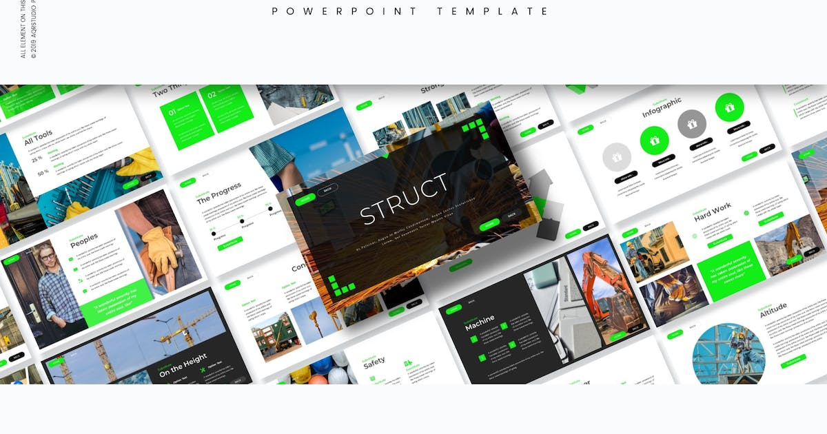 Download Struct - Powerpoint Template by aqrstudio