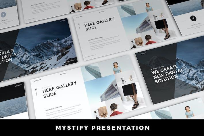 Mystify Presentation By Pixel Vision On Envato Elements