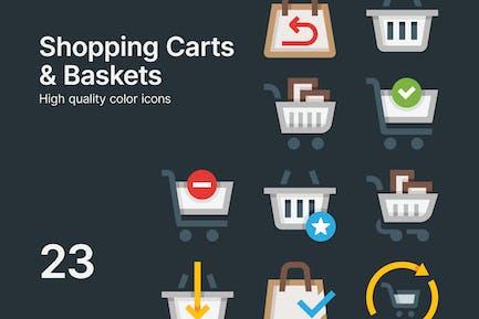 Shop — Shopping Carts & Baskets