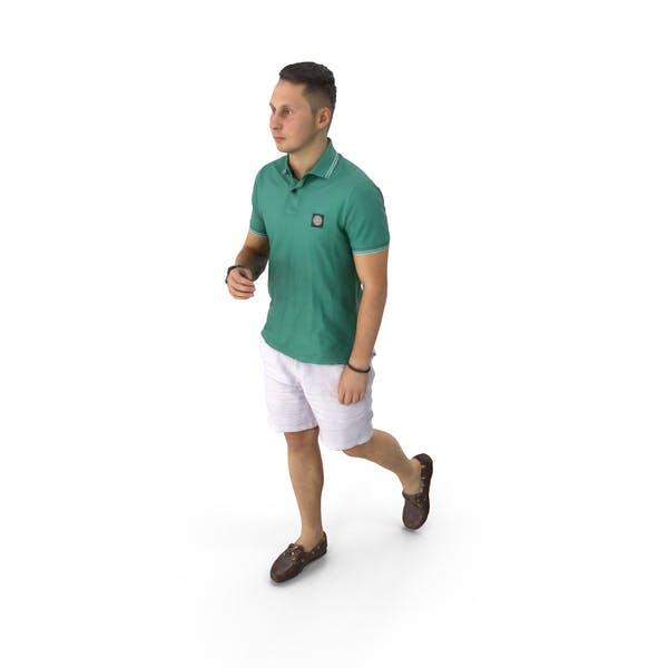 Summer Casual Man