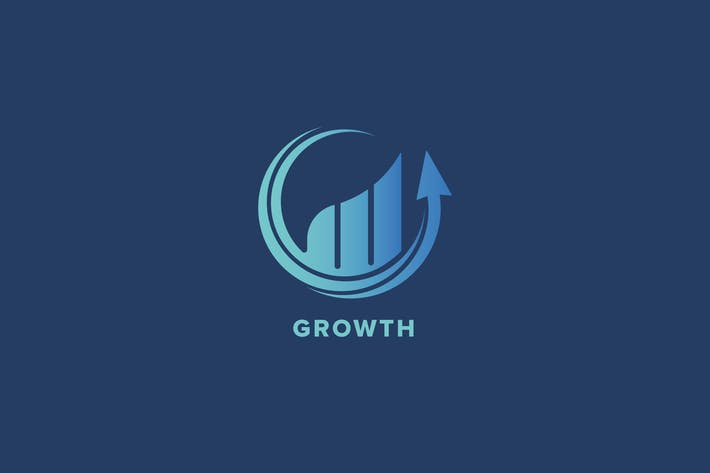 Thumbnail for Growth Logo Template
