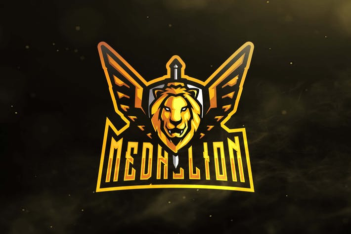 Thumbnail for Lion fly Sport and E Sport Logos