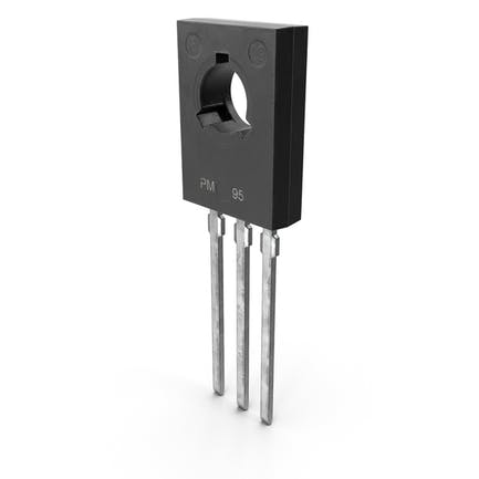 Силиконовый силовой транзистор NPN