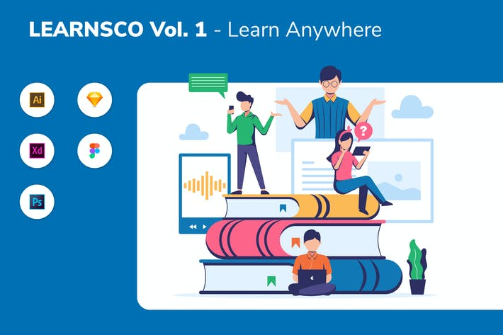 Thumbnail for LEARNSCO Vol.1 - Learn Anywhere