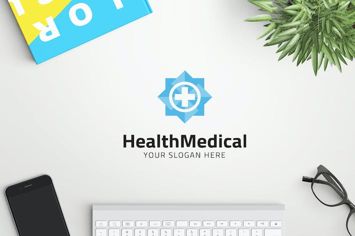 Cover Image For HealthMedical professional logo