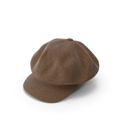 Women's Hat Brown