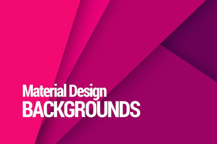Thumbnail for Flat Material Design Backgrounds