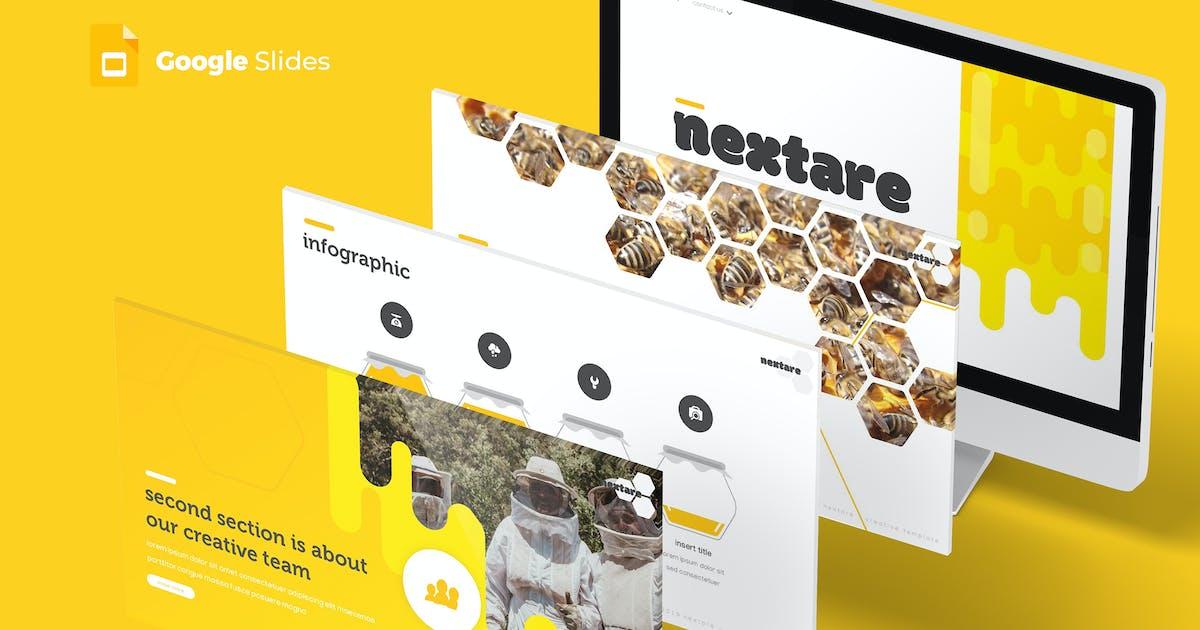 Download Nextare - Google Slide Template by aqrstudio