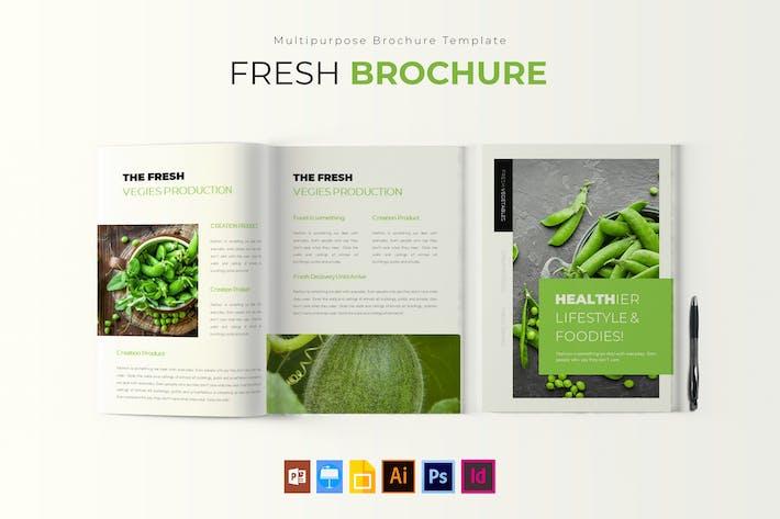 Thumbnail for Fresh | Brochure Template