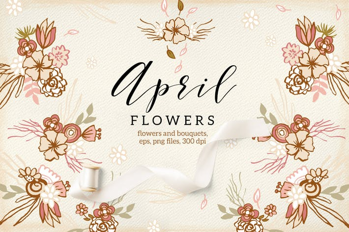 Thumbnail for April Flowers
