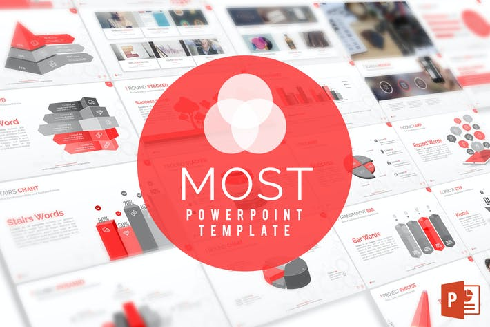 Thumbnail for Most Powerpoint Template