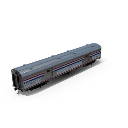 Eisenbahngepäckwagen