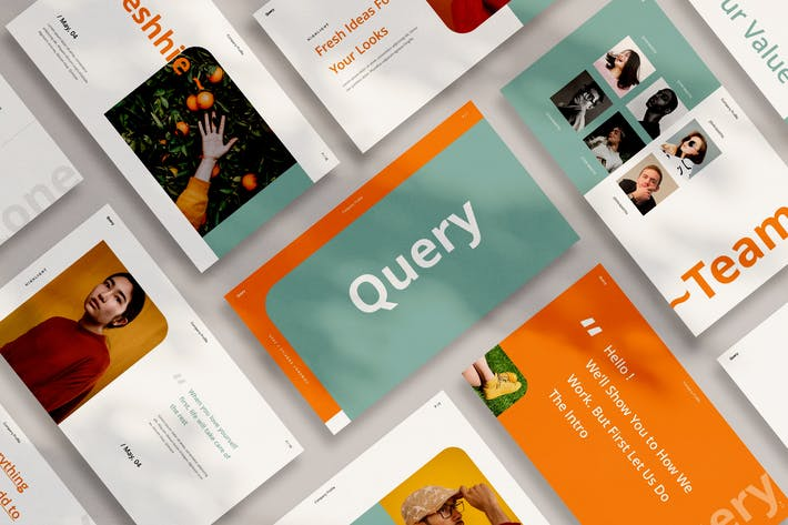Thumbnail for Query Google Slides