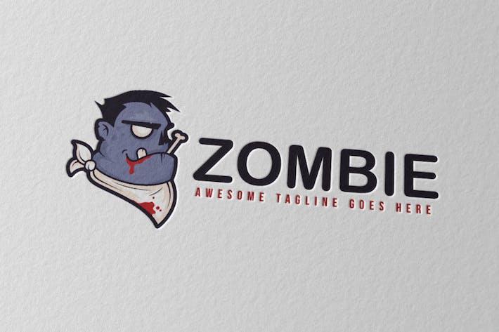Cover Image For Логотип зомби