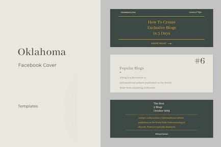 Oklahoma Facebook Cover