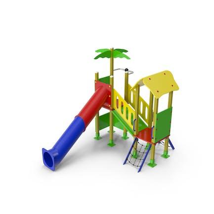 Spielplatz Schloss