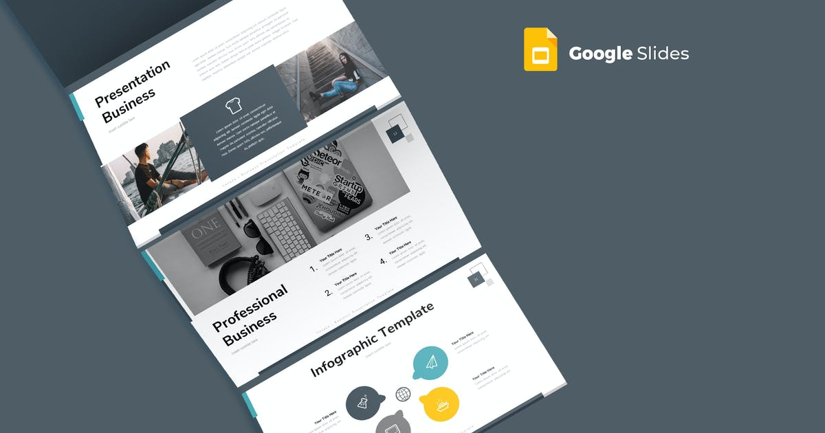 Download Vecaza - Google Slide Template by aqrstudio