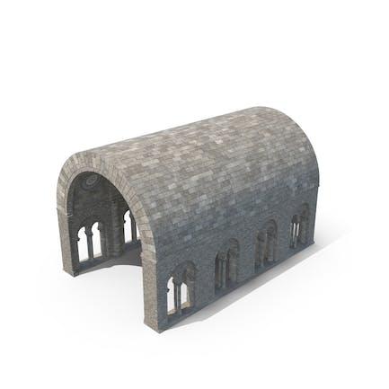 Römisches Tonnengewölbe Greco