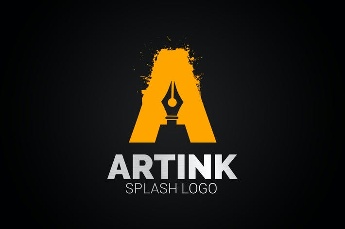 Thumbnail for A Ink Stylo Plume Logo