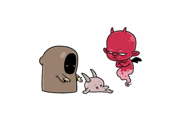 Thumbnail for Сделка с дьяволом - Персонаж RG