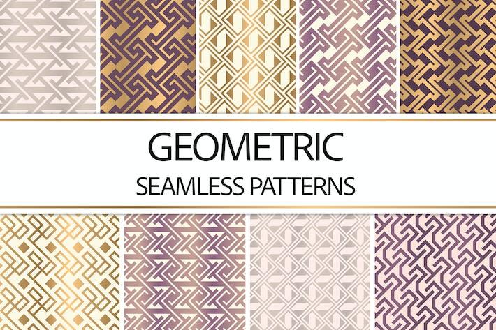 Thumbnail for Geometric Seamless Patterns