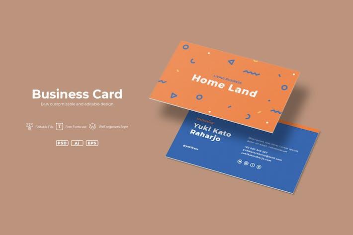 Thumbnail for SRTP - Business Card.v07