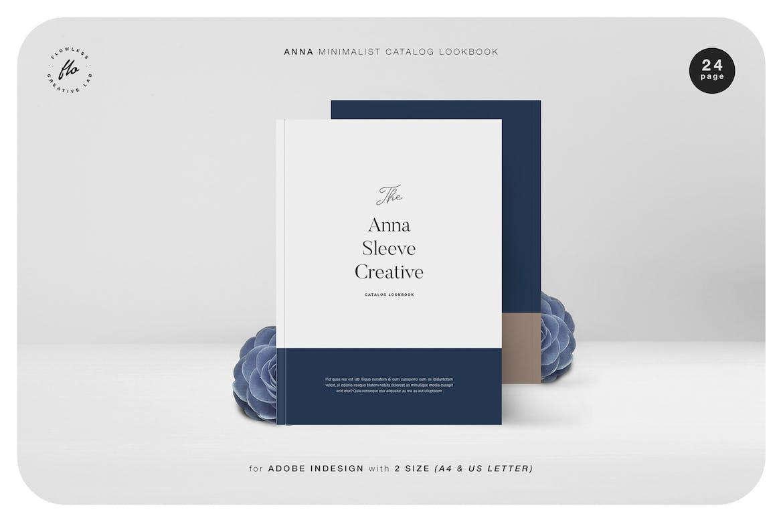Anna-Minimalist-Catalog-Lookbook