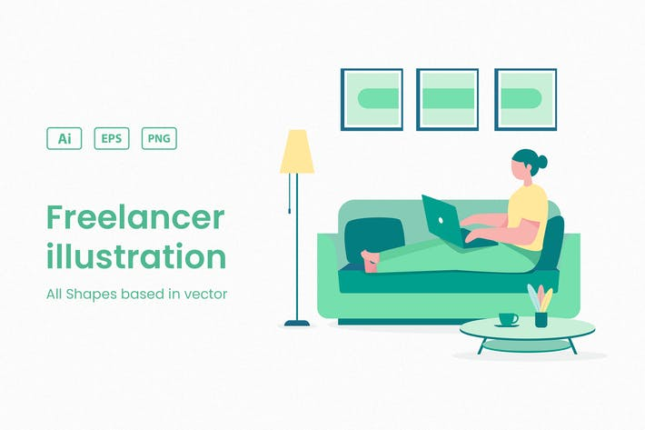 Thumbnail for VDN Freelancer Illustration v3.3