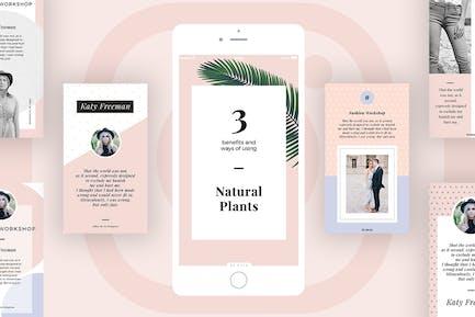 Vela Instagram Stories für Blogger
